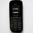 Отдается в дар Телефон на 2 сим Samsung GT-E1202 без АКБ.