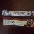 Отдается в дар стик кофе и сахара в коллекцию