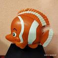Отдается в дар Игрушка «Рыбка» на батарейках
