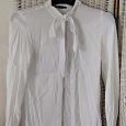 Отдается в дар Белая блузка Reserved 40-42