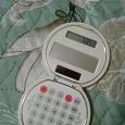 Отдается в дар Калькулятор на солнечных батареях