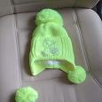 Отдается в дар Новая зимняя шапка для девочки