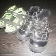 Отдается в дар Осенние ботинки и сандали 35 размера