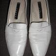 Отдается в дар Белые туфли Италия 35-36