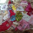 Отдается в дар Детская одежда для девочки от года, 86+
