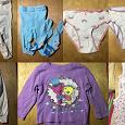 Отдается в дар Одежда для девочки 3-4 лет