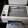 Отдается в дар Мфу HP c4283 копир/сканер/принтер.