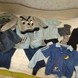 Отдается в дар Одежда для мальчика 7 лет