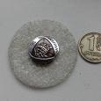 Отдается в дар Значок СССР, знак зодиака скорпіон.
