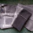 Отдается в дар Утепленные джинсы, разм. 28