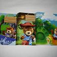 Отдается в дар Обложки от «Медвежонок Барни» 3 комплекта по 3 шт.