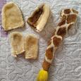 Отдается в дар Карнавальный костюм. Жираф