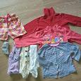 Отдается в дар Пакет одежды на девочку 3-5 лет