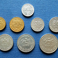 Отдается в дар Набор монет Хорватии