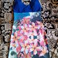 Отдается в дар Красивое платье, размер 44