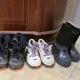 Отдается в дар Обувь детская 22-23 размер