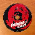 Отдается в дар CD Tokio Hotel «Scream»