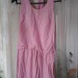Отдается в дар Платье розовое 42-44