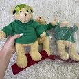 Отдается в дар Мягкая игрушка мишка-сноубордист