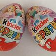 Отдается в дар Киндер-сюрприз-яйцо и игрушки