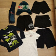 Отдается в дар Пакет одежды на мальчика 104-110-116 см