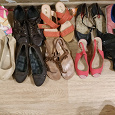 Отдается в дар Обувь размер 40,39