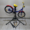 Отдается в дар Ремонт и обслуживание велосипедов, самокатов, беговелов в Зеленограде