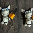 Отдается в дар 2 игрушки (размером с киндер)