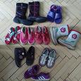 Отдается в дар Обувь детская (30-27 раз)