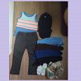 Отдается в дар Пакет одежды на мальчика 2-3 года