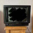 Отдается в дар Телевизор ламповый