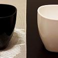 Отдается в дар Пара кофейных чашек