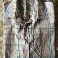 Отдается в дар Рубашка мужская Размер 48 по вороту 41