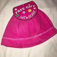 Отдается в дар Нова шапка флісова для дівчинки