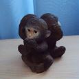 Отдается в дар Фигурка обезьянки