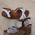 Отдается в дар Обувь босоножки 35 размер