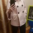 Отдается в дар Куртка мини-плащик размер М