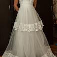 Отдается в дар Свадебное платье