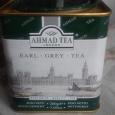 Отдается в дар Жестяная банка из под чая
