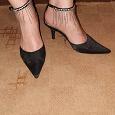 Отдается в дар Туфли черные, размер 36