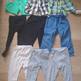 Отдается в дар Штаны и шорты на мальчика 1,5-3 года