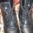 Отдается в дар зимние ботиночки