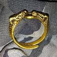 Отдается в дар Безразмерное кольцо с драконами