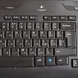 Отдается в дар Клавиатура беспроводная б/у