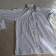 Отдается в дар Рубашка белая для мальчика рост 152