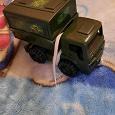 Отдается в дар Армейская машина бычок игрушечная