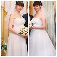 Отдается в дар Свадебные платья 2шт.