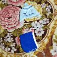 Отдается в дар Шапочки для малышей на весну-осень