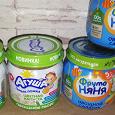 Отдается в дар Детское питание овощные пюре и каши