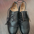 Отдается в дар Новые ботинки H&M 37 размер